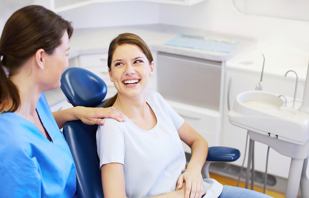 Free dental care adults toronto