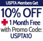 10% Off Plus 1 Month Free