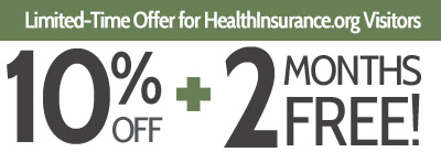 10% Off Plus 2 Months Free
