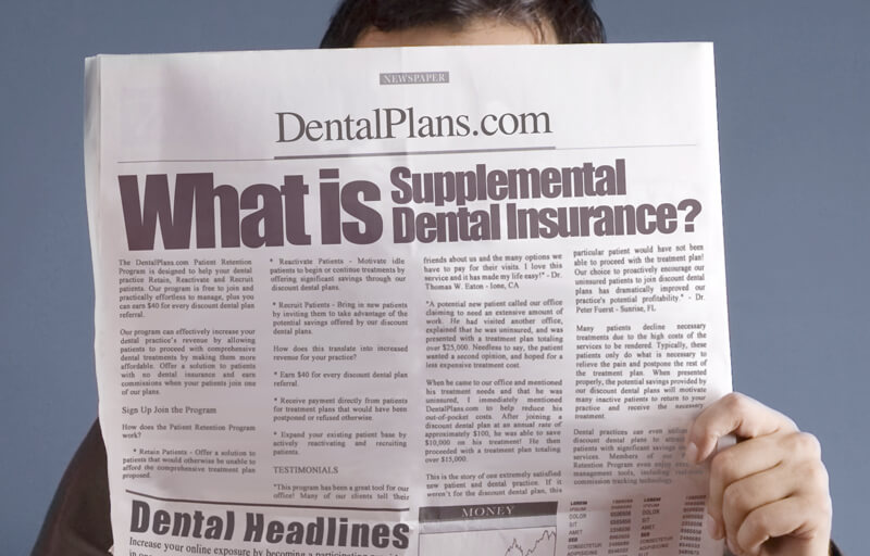 supplemental dental insurance