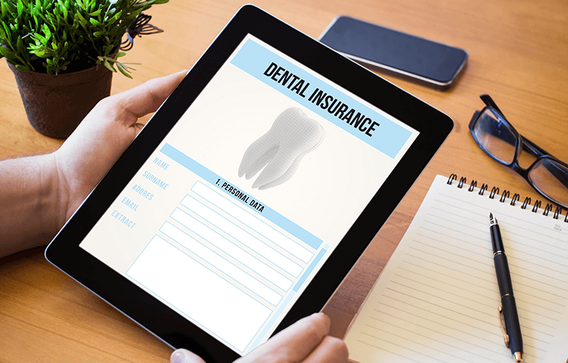 dental insurance and taxes