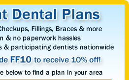 Your Affordable Alternative to Dental Insurance
