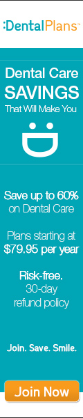 DentalPlans.com - Save on Cleanings, Checkups, Fillings, Braces & more. Get 3 Extra Months Free!