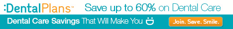 Save 10% to 60% on Dental Care. Visit DentalPlans.com